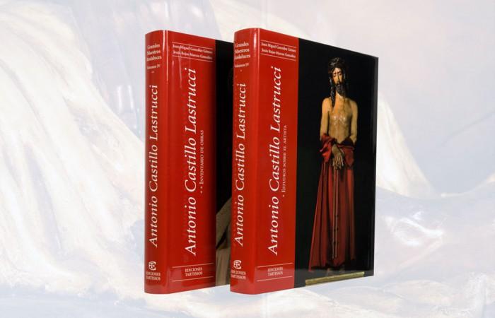 Antonio Castillo Lastrucci: El mayor libro sobre la vida y obra del genial escultor.
