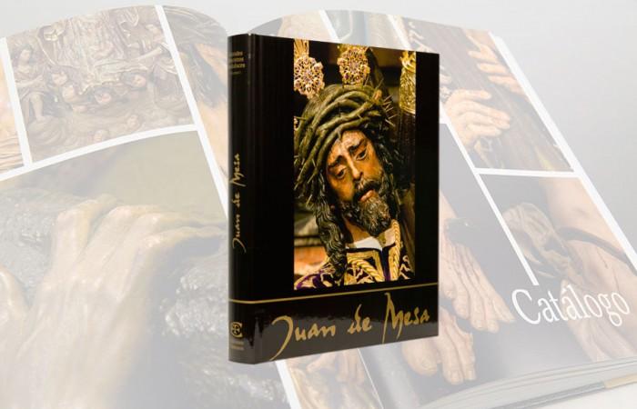 Juan de Mesa: El mayor libro sobre el maestro y escultor de las más famosas imágenes de Semana Santa.