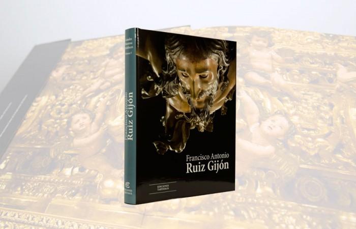 Francisco Antonio Ruiz Gijón: El mayor libro sobre la vida y obra del escultor.
