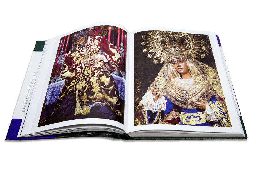Libros de Semana Santa: Libros Imprescindibles. Semana Santa Sevilla. Esperanza de Triana.