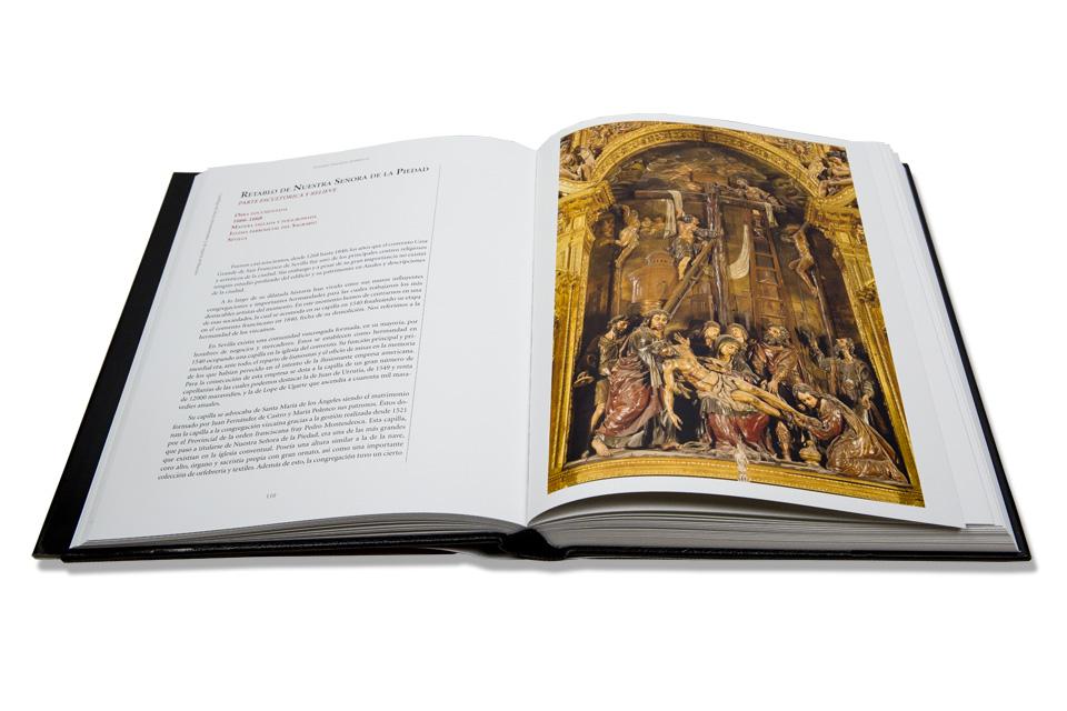Libros de Semana Santa: Sevilla. Pedro Roldán.