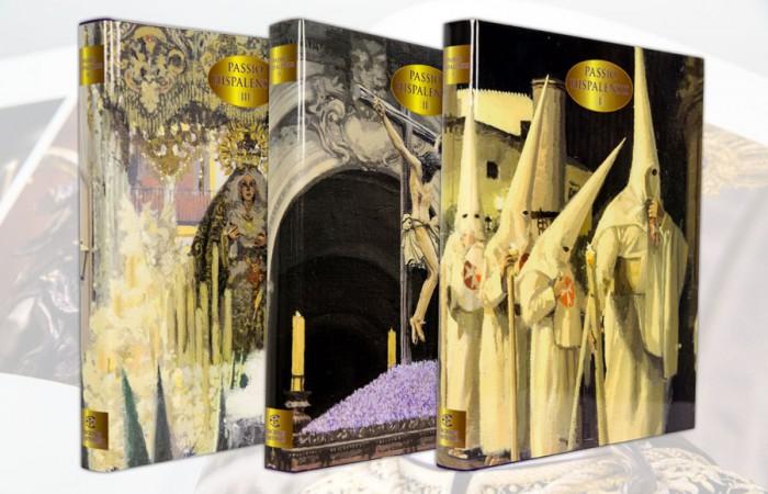 Passio Hispalensis: El mejor libro de la Semana Santa de Sevilla.