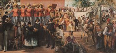 El Carnaval de Cádiz y el Flamenco